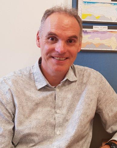 Prof Ric Williams